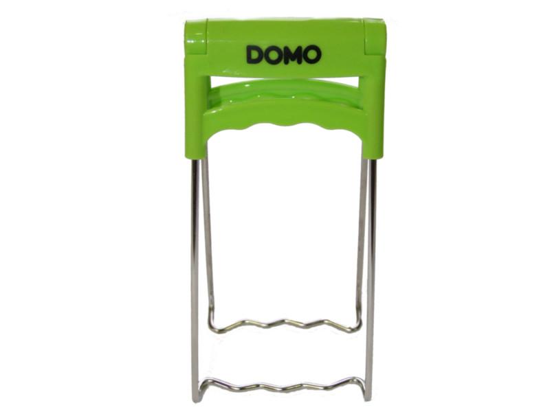 Kleště na zavařovací sklenice - DOMO DO42VS-zelene