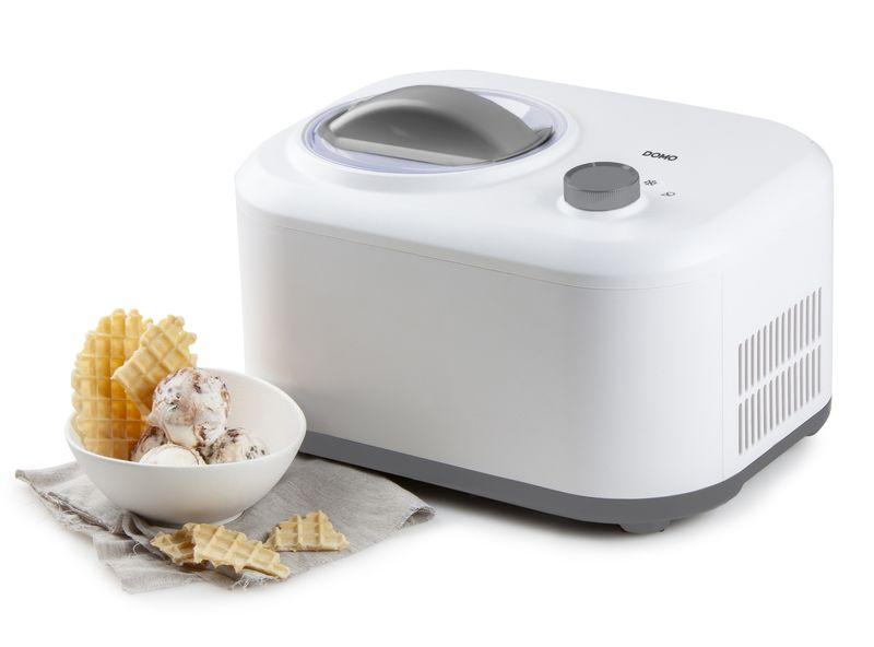 Zmrzlinovač s kompresorem - DOMO DO9243I