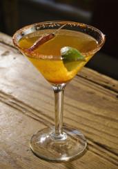 Kořeněná Sassy - smoothie koktejl