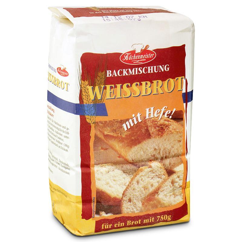 Küchenmeister směs na chleba - sendvičový chléb 500g
