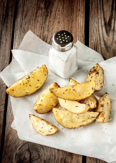 Smažené brambory - americké