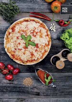 Pravá domácí pizza s pecí na pizzu DOMO