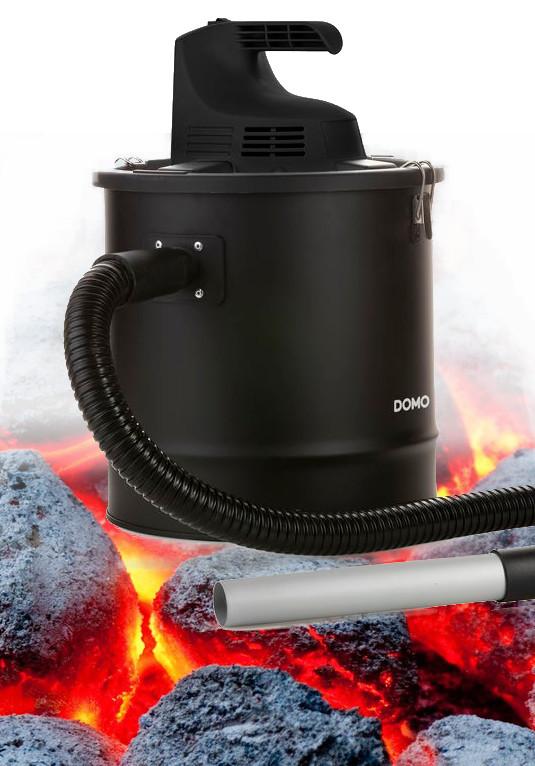 Krbový vysavač na horký popel - DOMO DO232AZ
