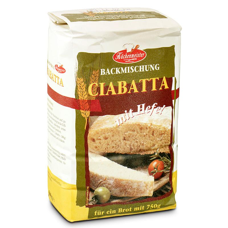Küchenmeister směs na chleba - ciabatta 500g