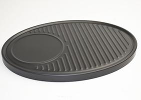 Plechová grilovací deska grilu - DOMO DO9038G-5
