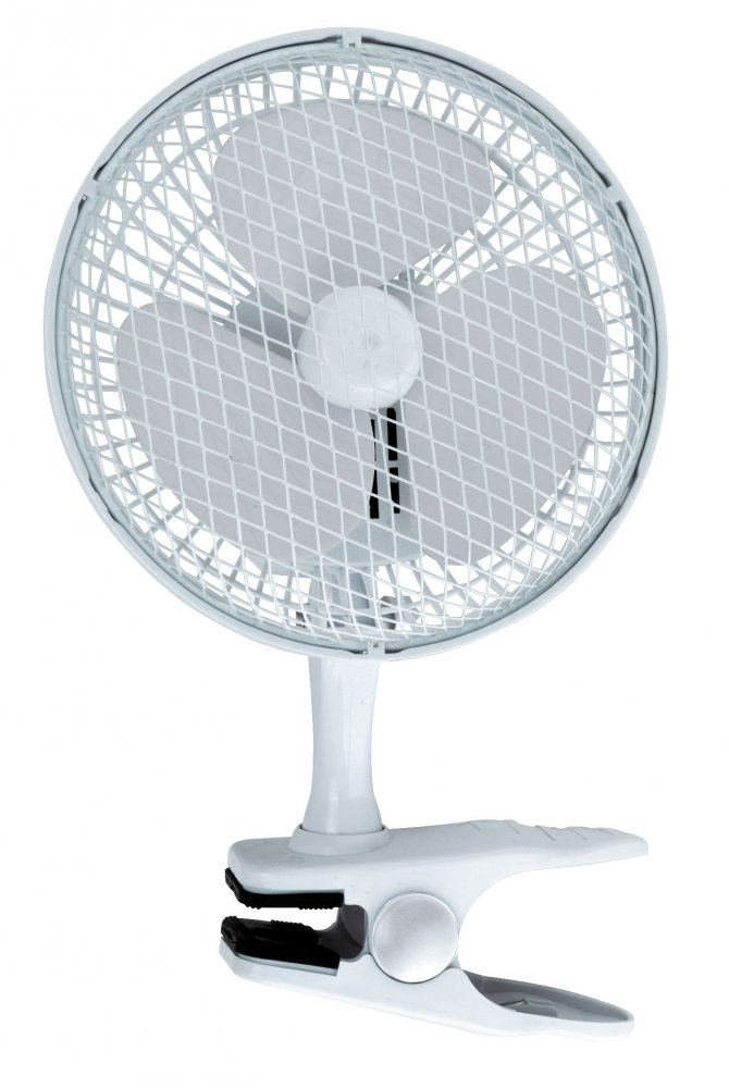 Klipsnový ventilátor - Punex PFT1124