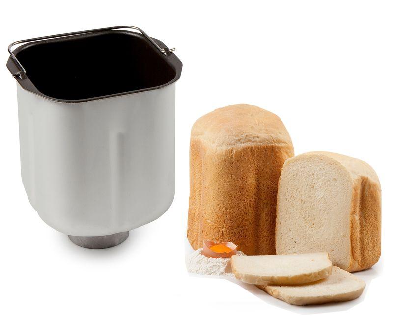 Hnětací nádoba jednohákové pekáreny DOMO B3961 / B3962