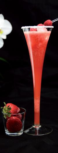 STRAWBERRY SIMPLICITY smoothie